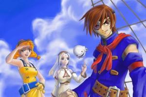 Sega Stars- Rieko Kodama 3
