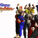Side by Side: Virtua Fighter (32X vs. Saturn)