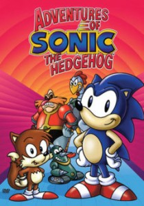 Sonic- From Cartoons to Comics 1