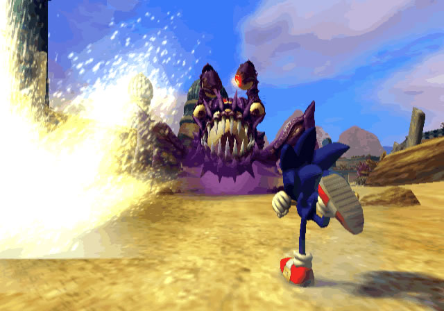 Sonic And The Secret Rings Mini Games