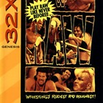 WWF Raw 32X cover