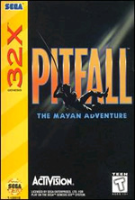 play Pitfall - The Mayan Adve…