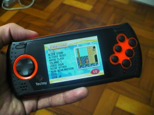 Sega Gear- TecToy MD Play 1