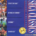 Sega Classics Arcade Collection (4-in1) cover