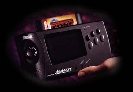 Sega Nomad: Genius or Folly?