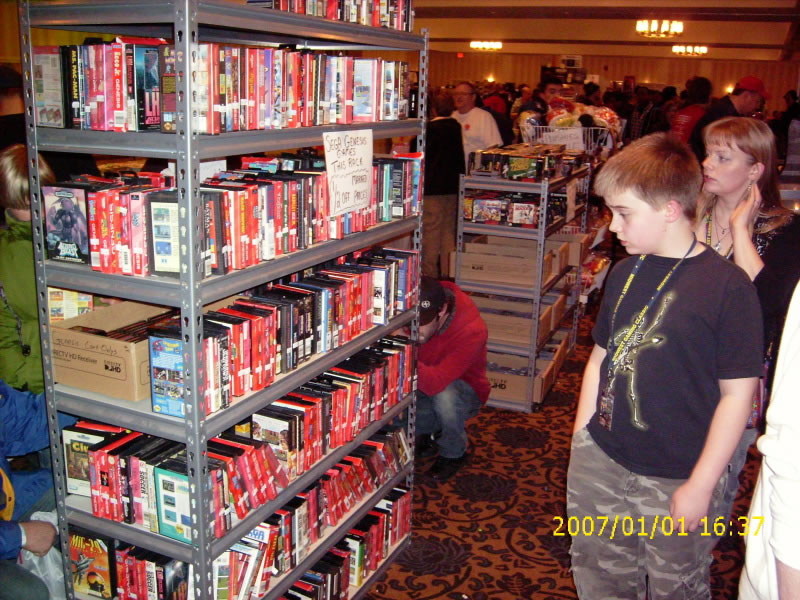 Genesis Around the World- Midwest Gaming Classic 2011 3