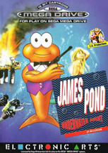 Missing Mascots: James Pond
