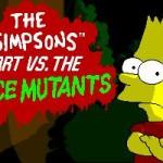 Side By Side: Bart vs. The Space Mutants (Genesis vs. NES)