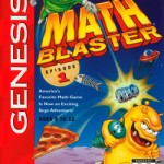 Math Blaster Episode 1 cover