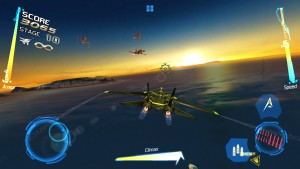 Hands-On After Burner Climax iOS 2