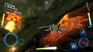 Hands-On After Burner Climax iOS 3