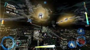 Hands-On After Burner Climax iOS 4