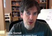 Interview: Chris Sorrell (Creator of James Pond Series)
