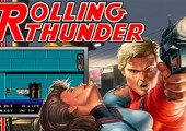 Hands-On: Rolling Thunder (NES)