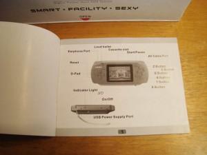 Sega Gear - Hamy HG-806 Genesis Clone 3