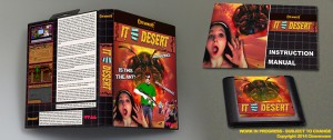 Teasers-It Came from the Desert 1