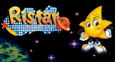 Ristar the Shooting Star