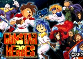 Gunstar Heroes (Game Gear)
