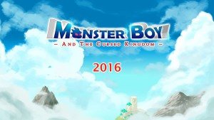 Teasers-Monster Boy The Cursed Kingdom 1