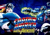 Captain America & the Avengers (Game Gear)