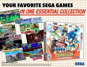 Sega 3D Classics Collection 1