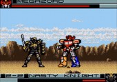 Mighty Morphin' Power Rangers (Game Gear)