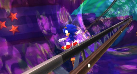 Hands-On: Sonic Lost World (Wii U)