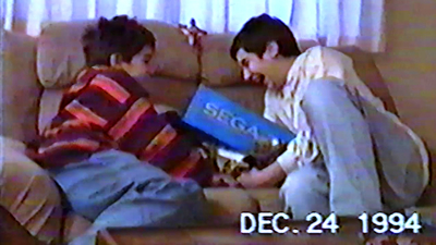 Creative Genesis: A Sega CD for Christmas!
