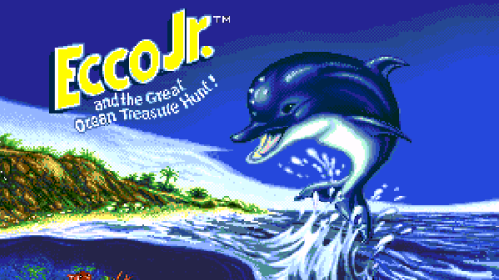 Hands-On: Ecco Jr. and the Great Ocean Treasure Hunt!