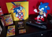 Hands-On: Sonic Mania Collector's Edition