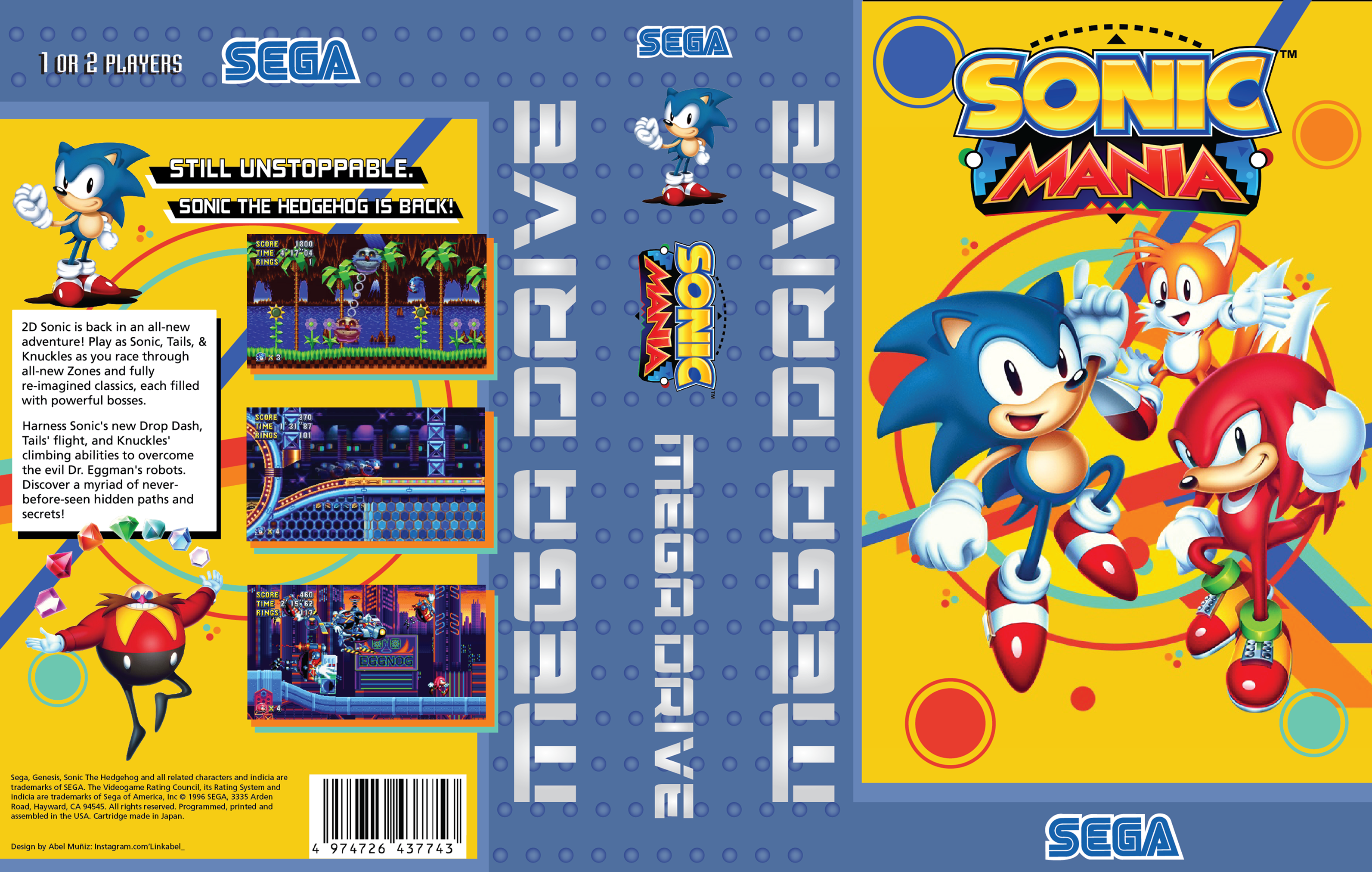 Sega 16 Hands On Sonic Mania Collector S Edition