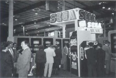 Preview: The Sega Arcade Revolution: A History in 62 Games