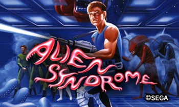 Alien Syndrome (Arcade)