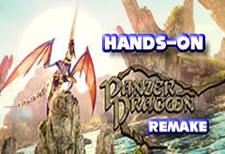 Hands-On: Panzer Dragoon Remake